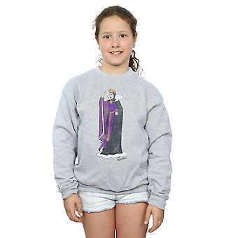 Disney jenter snø hvit Classic Evil Queen Grimhilde Sweatshirt