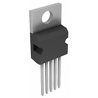 Voltage regulator - linear Infineon Technologies IFX21003TN V51 PG TO220 5