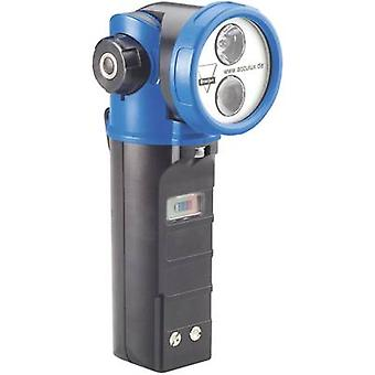 AccuLux Cordless handheld searchlight Black-blue 459681 LED