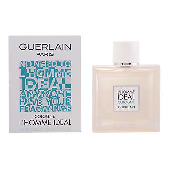 Guerlain L'homme Ideal Eau De Cologne Vapo 100ml Mens New Perfume Sealed Boxed
