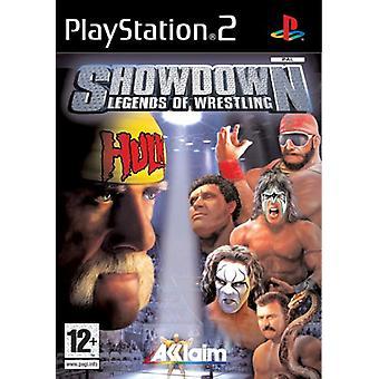 Showdown legender af Wrestling (PS2)