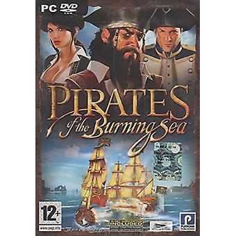 Pirater i det brændende hav (PC)