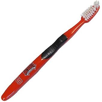 NC State Wolfpack NCAA Toothbrush Extended Tip
