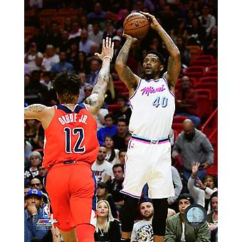 Udonis Haslem 2017-18 Action Photo Print
