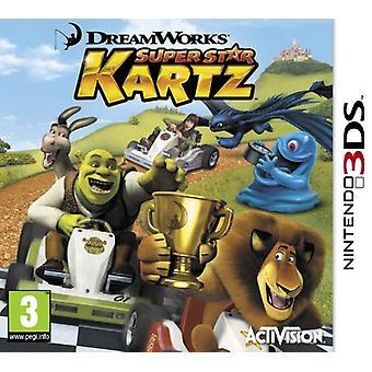 DreamWorks Super Star Kartz (Nintendo 3DS)