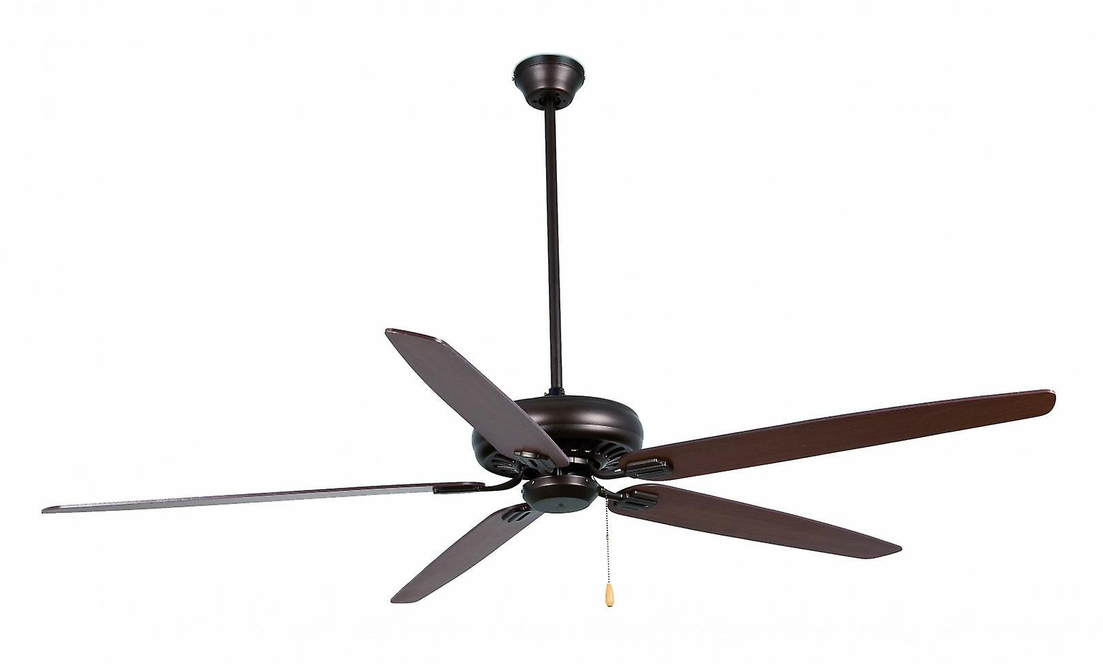 Faro Ceiling Fan Nisos brown 178 cm / 70