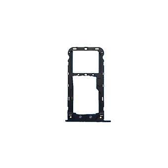 Voor Xiaomi Redmi 5 kaarten halster SIM-lade dia houder reserveonderdelen zwart