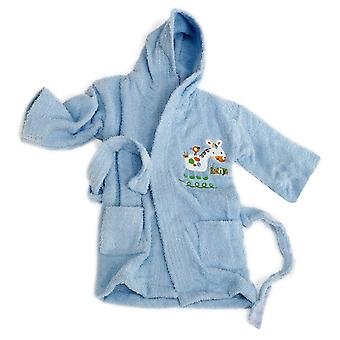 Interbaby Albornoz Infantil Talla 2-4 100% Algodón (Babies and Children , Toys , Others)