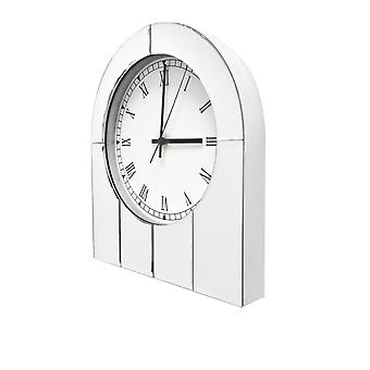MIRROR CLOCK GRANDFATHER CLOCK DEKOUHR LIVING ROOM DECORATION