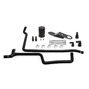 Mishimoto MMBCC-ATS4-13CBK Cadillac ATS 2.0T Baffled Oil Catch Can, CCV Side, Black 2013+