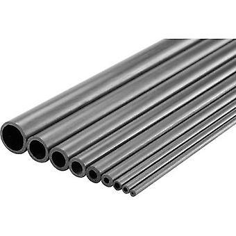 Tubos de carbono (Ø x L) diámetro interior de 6 mm x 1000 mm: 4 mm