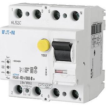 Eaton 167882 RCCB (AC/DC sensitive) 4-pin