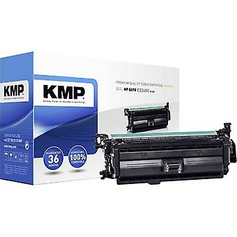 KMP Toner cartridge replaced HP 649X Black 17000 pages H-T229