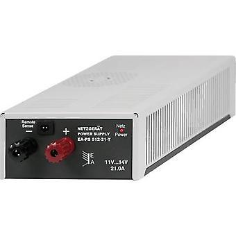 Bench PSU (fixed voltage) EA Elektro-Automatik EA-PS-512-21-T 11 - 14 Vdc 21 A 300 W No. of outputs 1 x