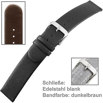 Men watch strap 22 mm