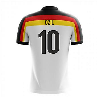 2018-2019 Germany Home Concept Football Shirt (Ozil 10)