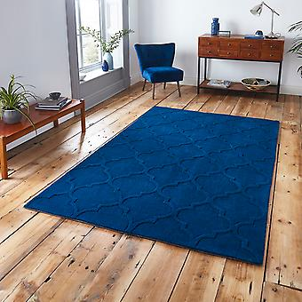 Hong Kong Rugs Hk8583 In Navy