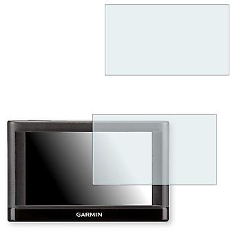Garmin of nüvi 52LM screen protector - Golebo crystal clear protection film
