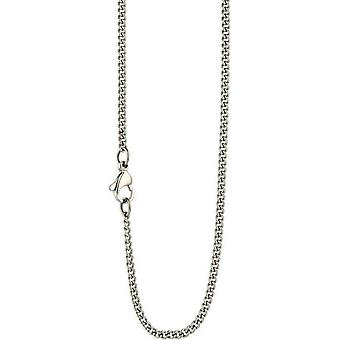 Ti2 Titanium Extra Fine Curb Chain - Silver