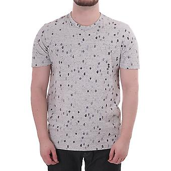 Paul Smith Jeans Paul Smith Mens Slim Fit Striped Ss T Shirt