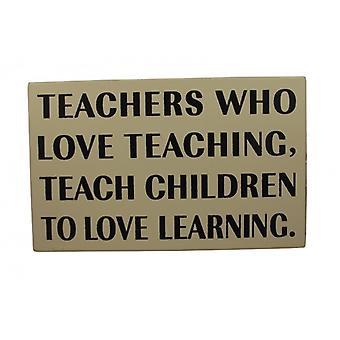 Небес посылает учителей любовь обучения дар доска