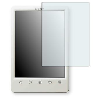 Sony PRS-T3 display protector - Golebo crystal clear protection film