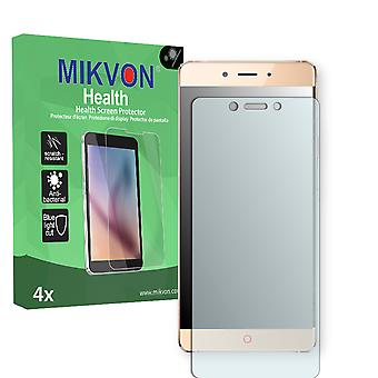 ZTE Nubia Z11 Screen Protector - Mikvon Health (Retail Package with accessories) (reduced foil)