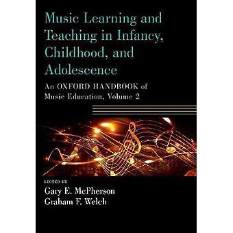 音楽学習と教育 - 幼児 - 幼児期と青年期-