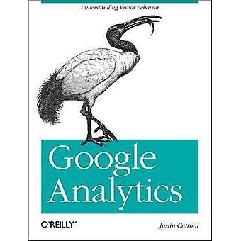 Google Analytics by Justin Cutroni - 9780596158002 Book