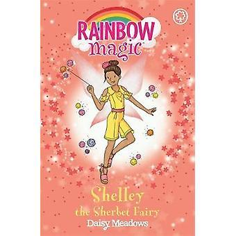Rainbow Magic - Shelley de sorbet Fairy - het boek van de feeën Candy Land