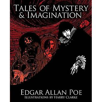 Tales of Mystery & Imagination by Edgar Allan Poe - 9781784042158 Book
