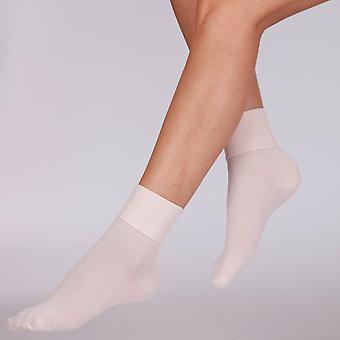 Silky Childrens/Youths Girls Classic Colour Dance Socks (1 Pair)