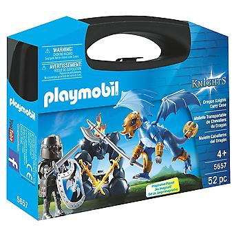 Playmobil 5657 Large Carry Case Dragon Knights