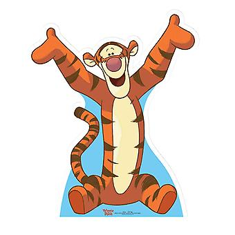 Tigrou - Winnie l'ourson (Disney) - Lifesize carton découpe / voyageur debout