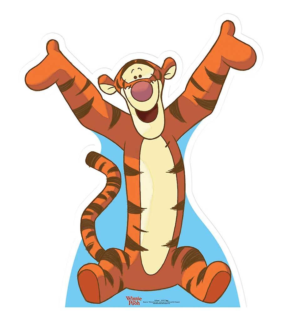 Tigger - Winnie de Poeh (Disney) - Lifesize karton gestanst / Standee