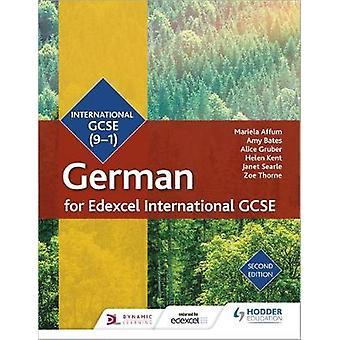 Edexcel International GCSE German Student Book Second Edition by Mari