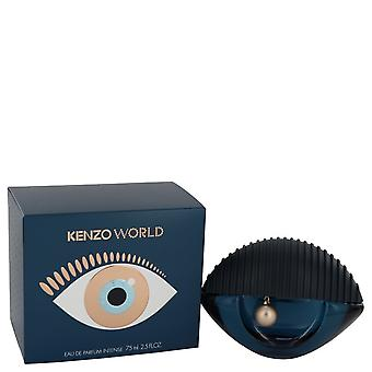 Mondo di Kenzo by Kenzo Eau De Parfum Intense Spray 2.5 oz/75 ml (donne)