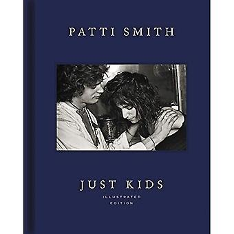 Just Kids Illustrated Edition