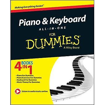 Piano e teclado All-in-one para Dummies