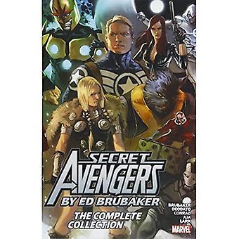Vingadores secretos por Ed Brubaker: A coleção completa