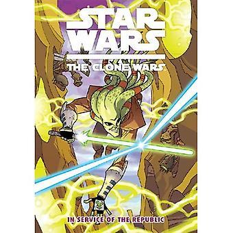 Star Wars: The Clone Wars In dienst van de Republiek
