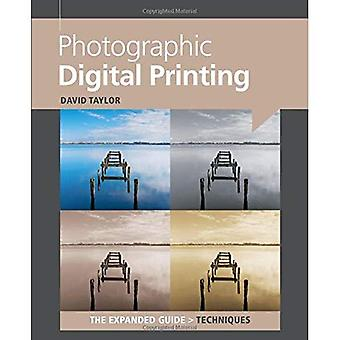 Photographic Digital Printing (Expanded Guide: Techniques)