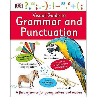 Visuell Guide till grammatik och interpunktion