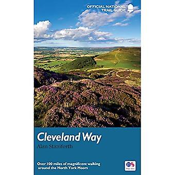 The Cleveland Way: Over 100 miles of magnificent walking around the North York Moors (National Trail Guides)