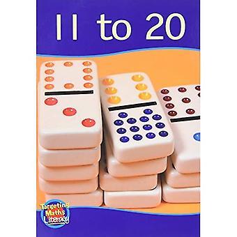 11 to 20 Reader: More Than Ten (Targeting Maths Literacy Set 1)