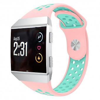 Ebn sports armband Fitbit Ionic Pink-Green
