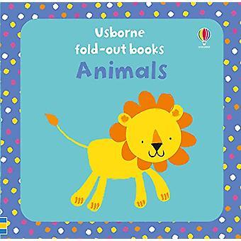 Animals by Fiona Watt - Stella Baggott - 9781474926379 Book