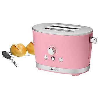 Toaster Clatronic TA 3690 pink 2-slice