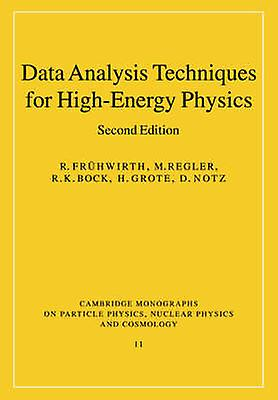 Data Analysis Techniques for HighEnergy Physics by Fruhwirth & R.