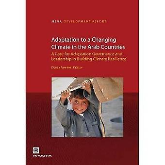 Anpassning till ett förändrat klimat i de arabiska länderna av Verner & Dorte